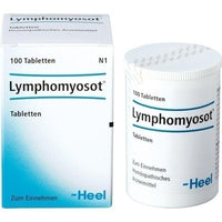 HEEL LYMPHOMYOSOT UK - 50 tabletek