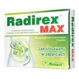 Radirex Max UK - zaparcia , POLSKIE LEKI W UK