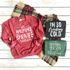Christmas Tees/Sweatshirts