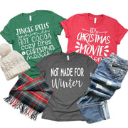 All Things Christmas Women's Tee