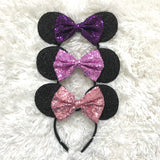 Minnie Mouse Inspired Sparkle Ears