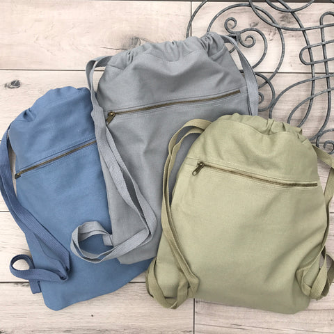 Everyday Grab and Go Bags - 11 Colors!