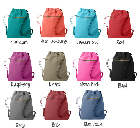 All Purpose Canvas Bag - 11 Colors!