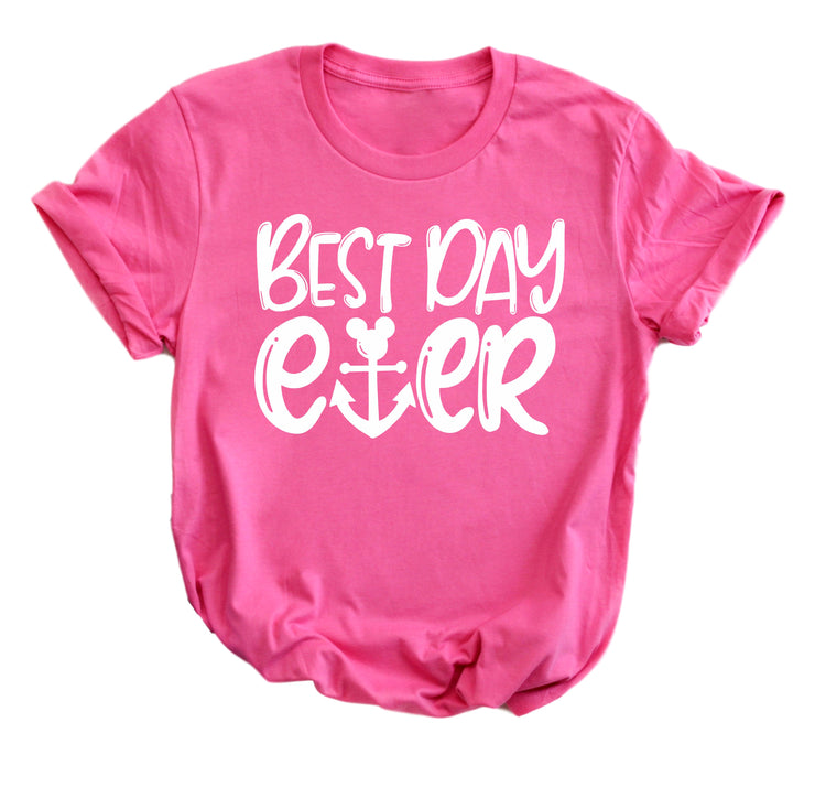 Best Day Ever Cruise T-Shirt