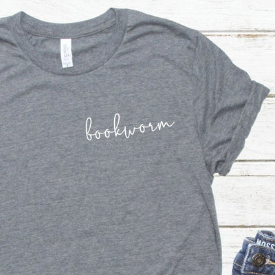 Bookworm T-Shirt for Women