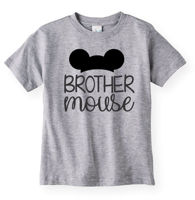 Brother Mouse Matching Disney Shirt