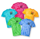 Tie Dyed Disney Bound Family Shirts