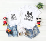 Mommy and Me Disney Shirts - Mama Mini Mouse