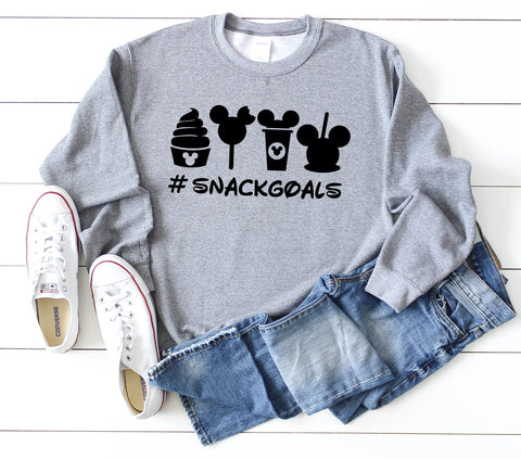 Disney Snacks Sweatshirt - SnackGoals