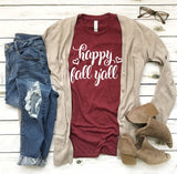 Clearance - Women's Fall Tee- Fall Y'all