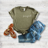 Free Spirit Shirt for Ladies