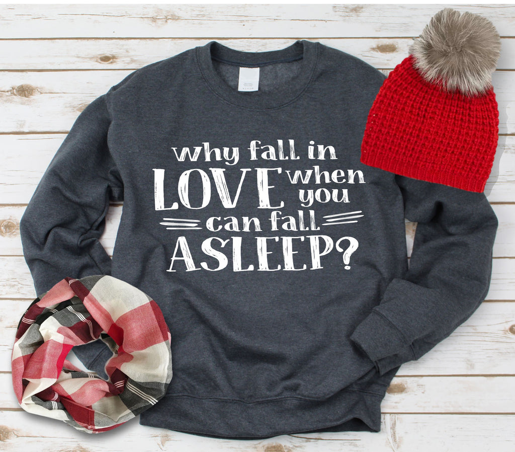 Funny Anti-Valentines Day Soft and Cozy Pullover