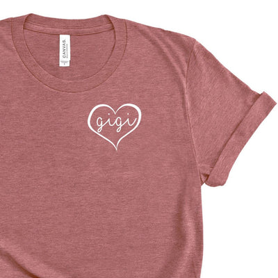 Gigi Shirt With Heart
