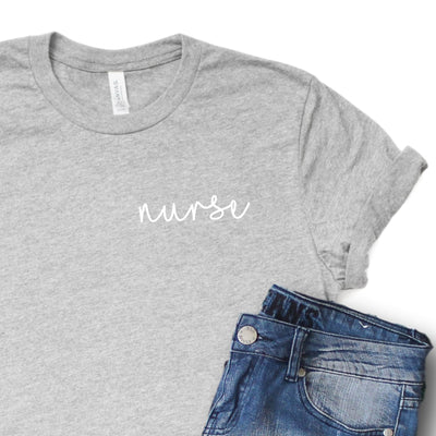 Gift For New Nurse - Nurse Shirt
