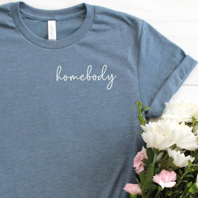 Womens Homebody Tee