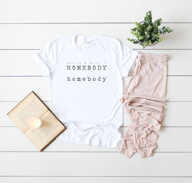 Homebody Tshirt for Women