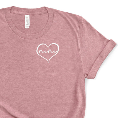 Mimi Shirt With Heart