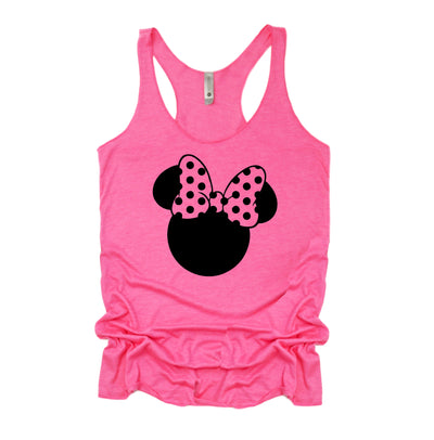 Minnie Mouse Tank Top for Women