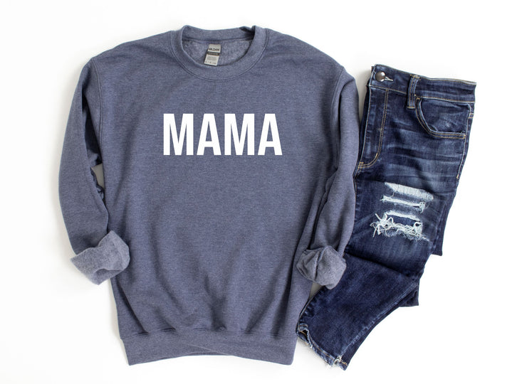 Mom Sweatshirt - MAMA