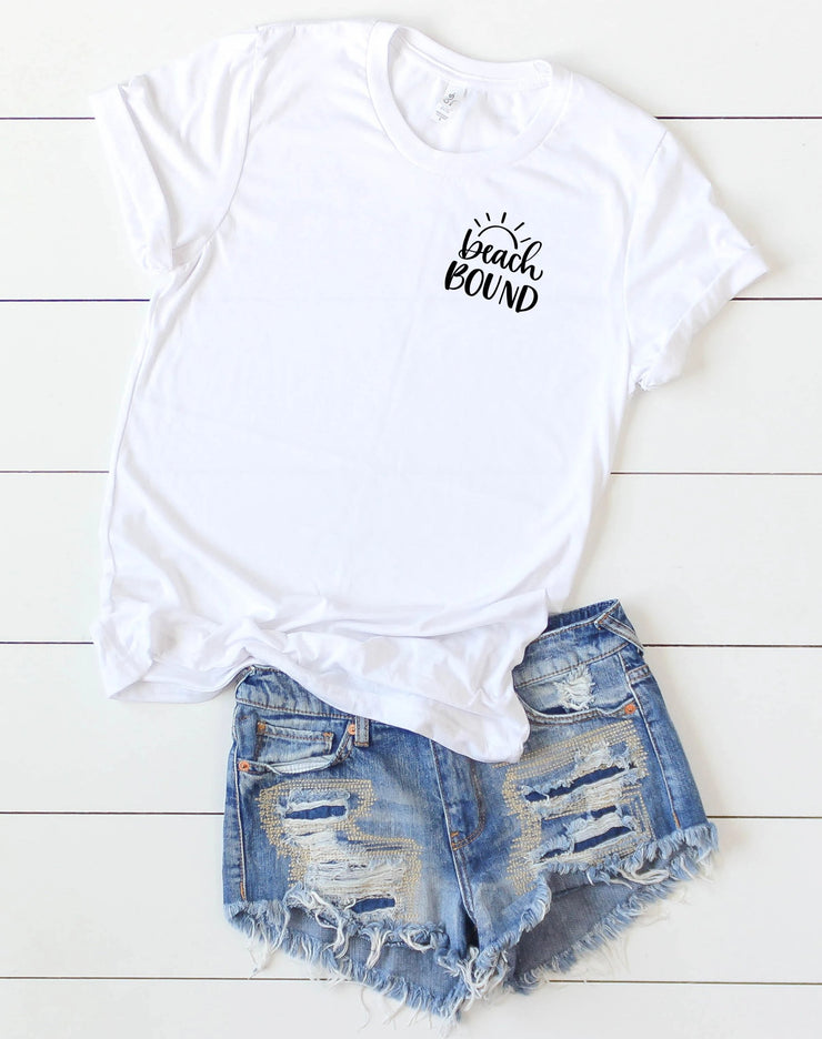 Women's Summer Shirt - Beach Bound
