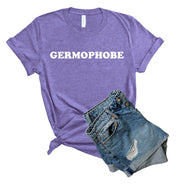 Germopbobe Funny Women's T-Shirt