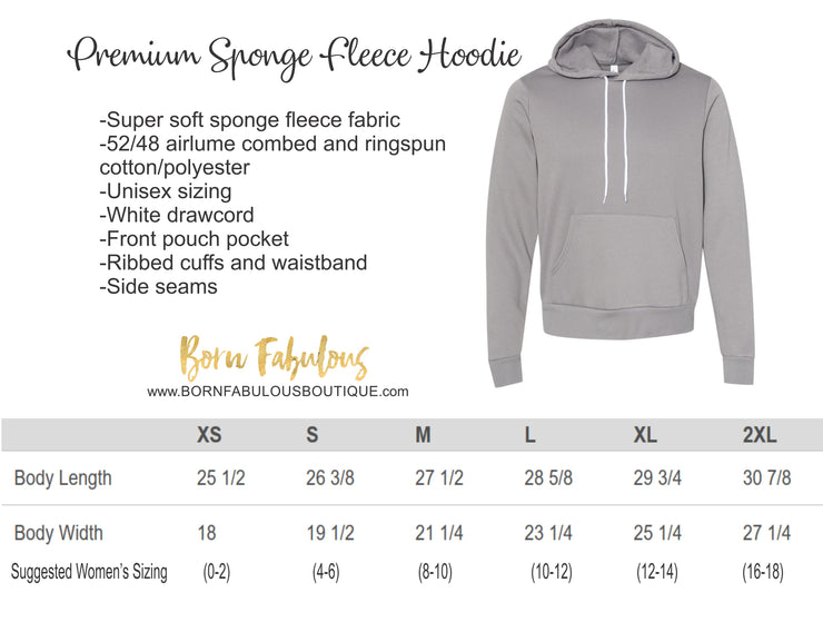 Beach Hoodie - Premium Sponge Fleece - Endless Summer Nights