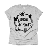 Disney Snacks Shirt - Treat Yo Self