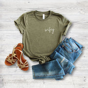 Bride To Be Shirt - Wifey