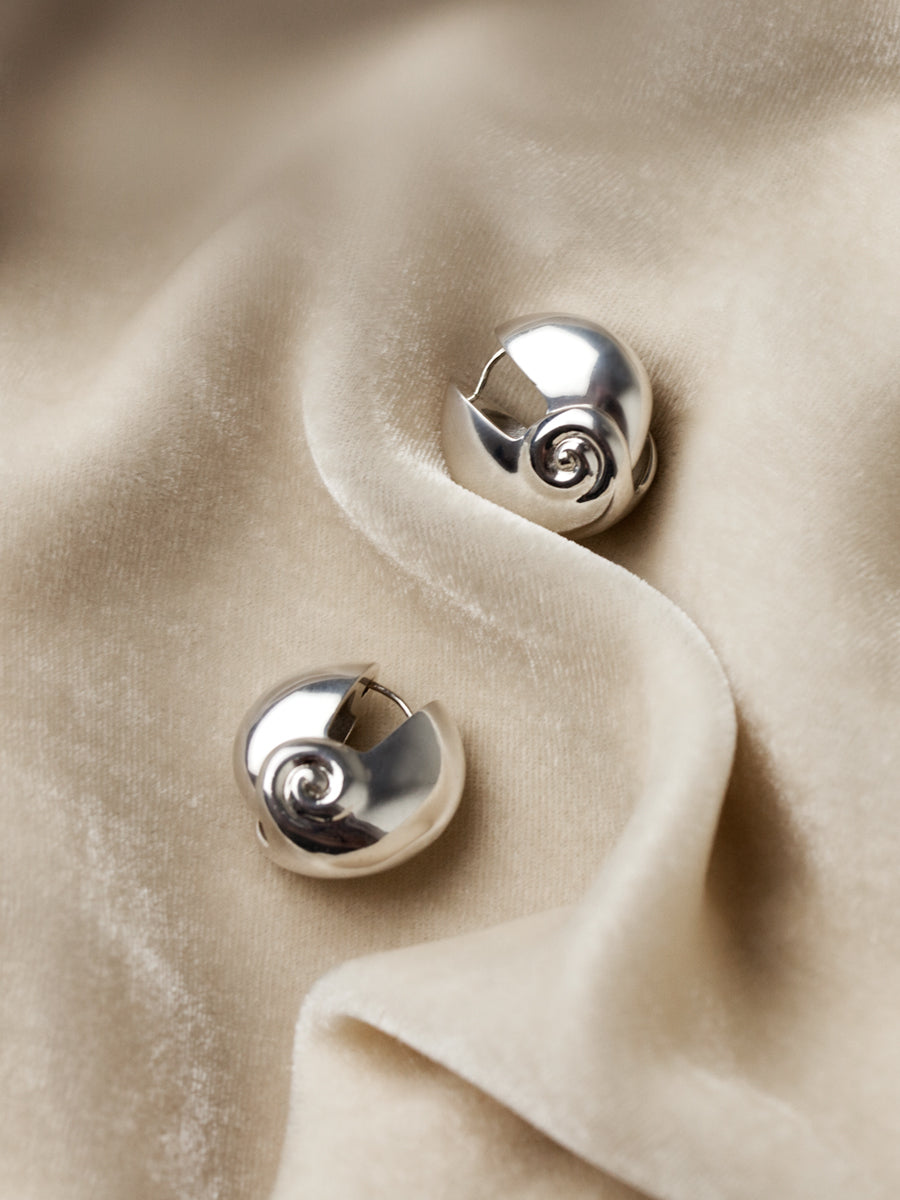 Lucilla Earrings Silver