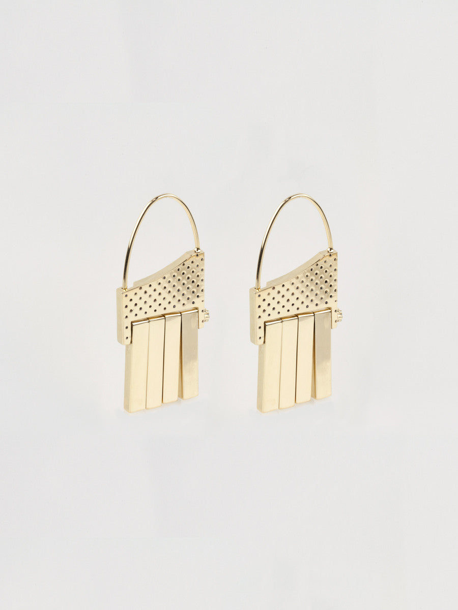 Neu Fringe Earrings