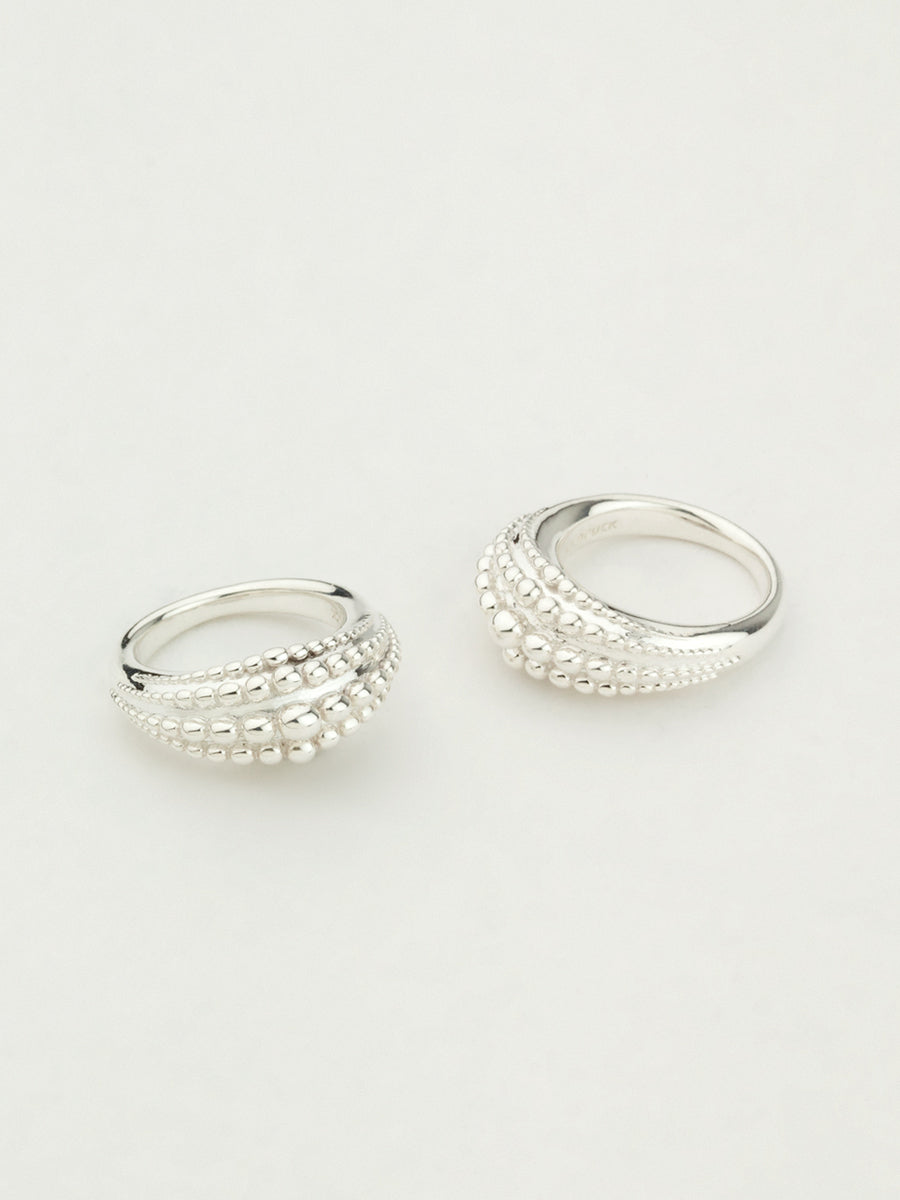 Sphera Ring Silver