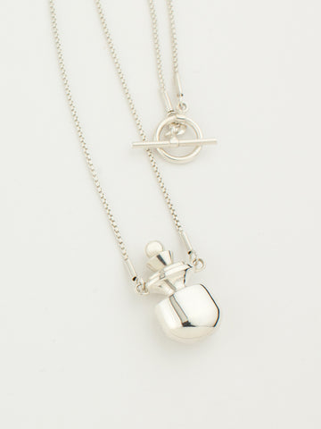 Small Sleeping Muse Necklace