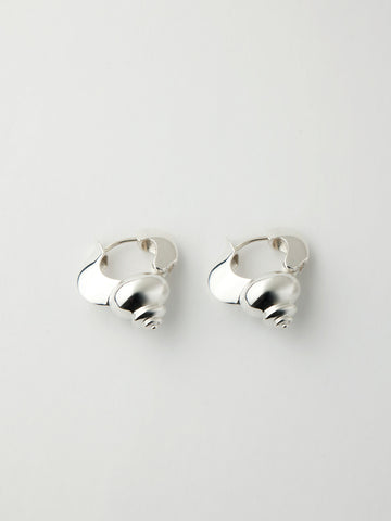 Juno Earrings Sterling Silver