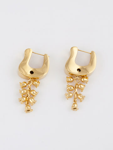 Jacinto Earrings Vermeil