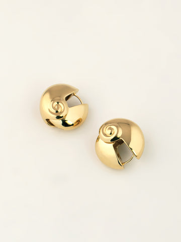 Lucilla Earrings Vermeil