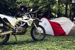 Gear Patrol - The Best Way to Go Overlanding on Two Wheels