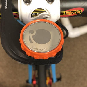 garmin edge mount with iOmounts convert