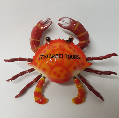 Crab Fridge Magnet