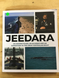 Sea Shepherd Jeedara Book