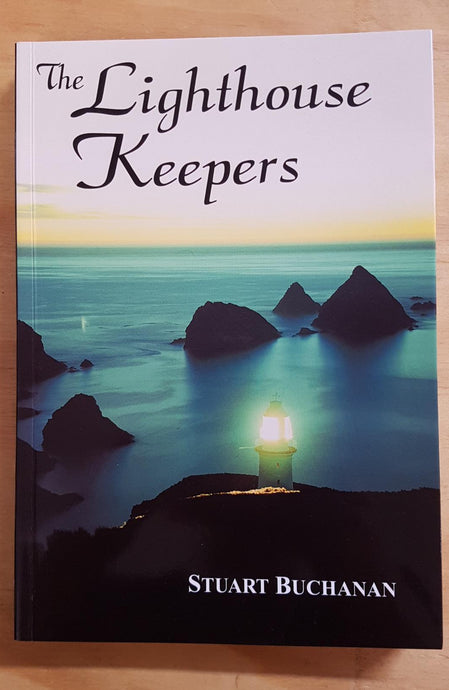 The Lighthouse Keepers Book
