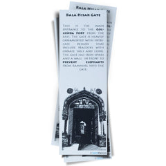 Bala Hisar Gate Bookmark