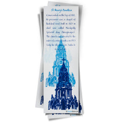 St Mary's Church Bookmark