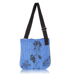 Dabbawala Side Sling Bag