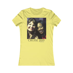 Women's Favorite Tee-T-Shirt-Printify-Yellow-S-MAK Kouture
