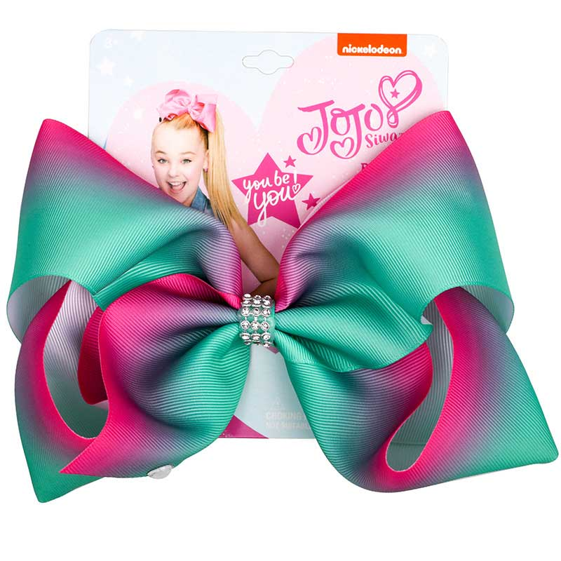 "8"" Jumbo Collection Large JoJo Hair Bows, Girl's Bows, MAK Kouture - MAK Kouture"