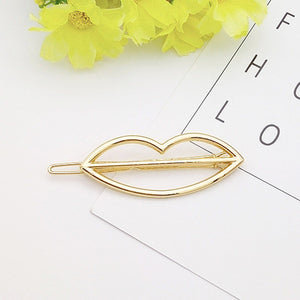 Enticing Minimalist Geometric Hair Clip Collection, Hair accessories, MAK Kouture - MAK Kouture