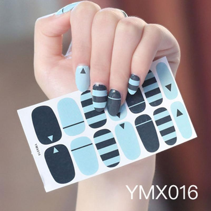 Our First Ever, Newly Released List Of Nail Polish Wraps! Lots Of Options Available!, nail polish strips, MAK Kouture - MAK Kouture