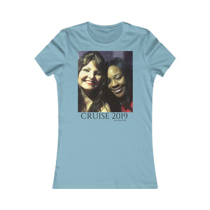 Women's Favorite Tee-T-Shirt-Printify-Baby Blue-S-MAK Kouture