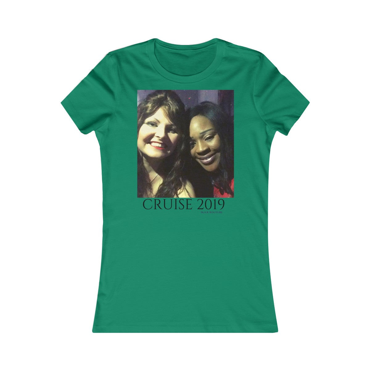 Women's Favorite Tee-T-Shirt-Printify-Kelly-S-MAK Kouture