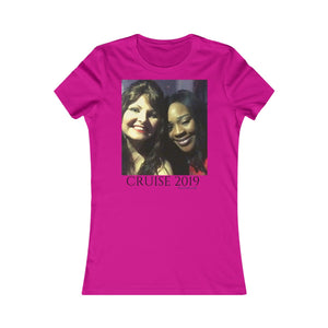 Women's Favorite Tee-T-Shirt-Printify-Berry-S-MAK Kouture